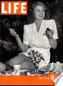 15 јул 1940