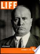 11 сеп 1939