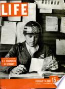 10 феб 1947
