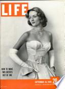 26 сеп 1949