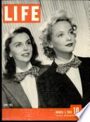 1 мар 1943