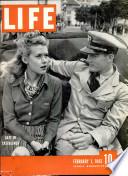 1 феб 1943