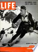 11 феб 1952