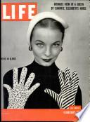 25 феб 1952