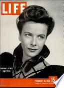 16 феб 1948