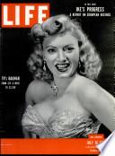 16 јул 1951