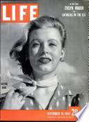 19 сеп 1949